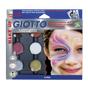 Make UP Giotto  Glamour