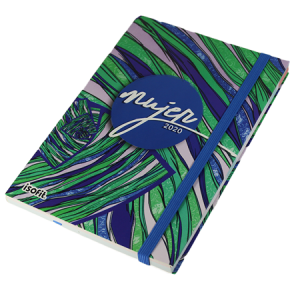 Agenda Mujer Duo-Color 2020 ISOFIT