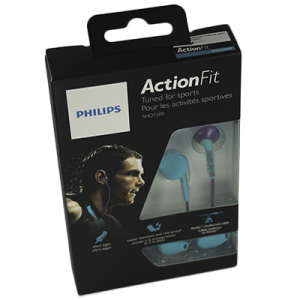 Audífono ActionFit SHQ1200 Philips