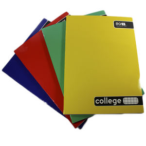 Cuaderno College 7mm Ross