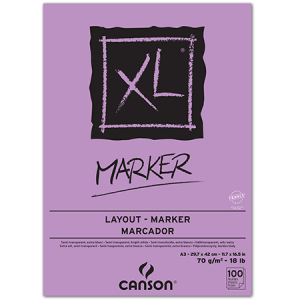 Pad XL Marker A3 Canson