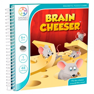 Brain Cheeser Juego Smart Games