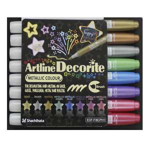 Artline Decorite Metallic Color
