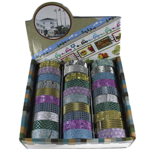 WASHI TAPE CINTA DECORATIVA