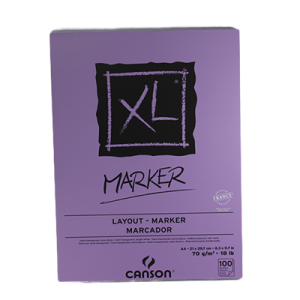 Pad XL Marker A4 Canson