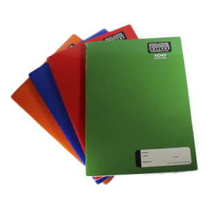 Cuaderno College 5mm Proarte