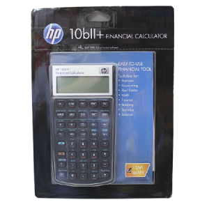 Calculadora Financiera HP 10BLL